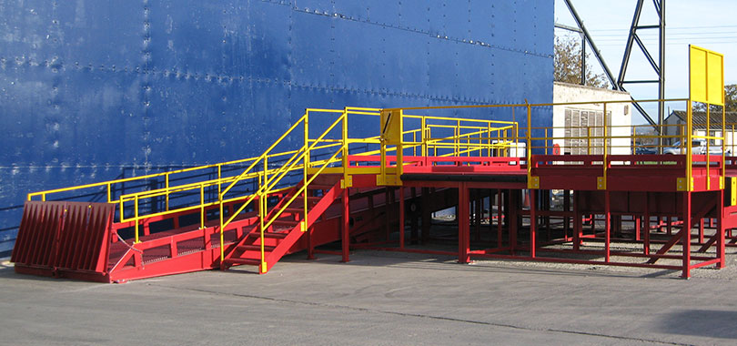 About Loading Bay Service